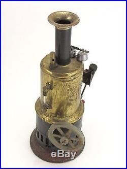Weeden Steam Engine Toy Model 1890-1900 New Bedford, MA Big Giant no 20