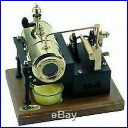 Wilesco 0004 Steam Engine D 4