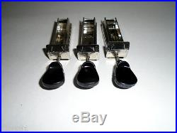 Wilesco 527/1 Spare Part Burner Tray Set of 3 for Toy Steam Engine D5 D6 D6K