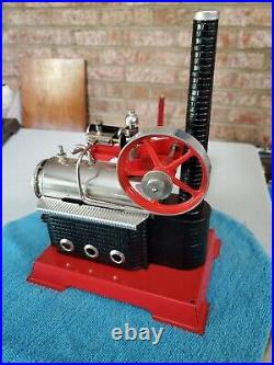 Wilesco D14 New Toy Steam Engine New Never Used