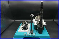 Wilesco D18 Live Steam Engine New Never Operated Toy Model
