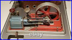 Wilesco D20 Steam Engine Electric