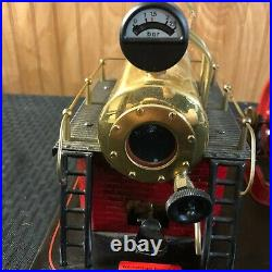 Wilesco D21 Dampf-Maschine Live Steam Engine Toy Made in Germany Mint Look RARE