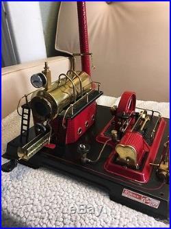 Wilesco D21 New Toy Steam Engine