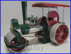 Wilesco D365 TOY STEAM ENGINE ROLLER FREE SHIPPING! MADE IN GERMANY