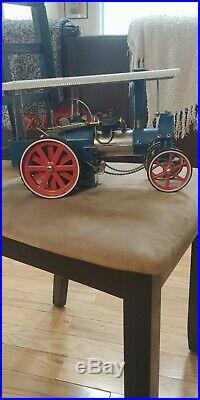 Wilesco D405 Live Steam Engine Tractor, VINTAGE