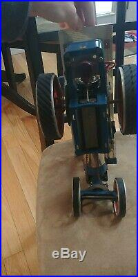 Wilesco D405 Live Steam Engine Tractor, VINTAGE