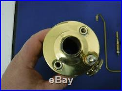 Wilesco D49 Vertical Brass Boiler with Fittings Spare Parts for Toy Steam Engine