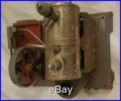 Wilesco D5 German Dampfmachine Steam Engine Antique Model Toy Kit