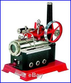 Wilesco D 14 Live Steam Engine Toy See Video Shipped from USA