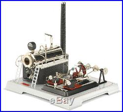 Wilesco D 22 Live Steam Engine Toy See Video Shipped from USA