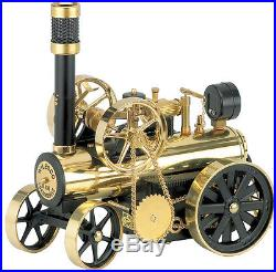 Wilesco D 430 Live Steam Engine Locomobile Toy See Video Shipped from USA