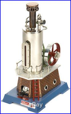 Wilesco D 455 Live Steam Engine Toy See Video Shipped from USA