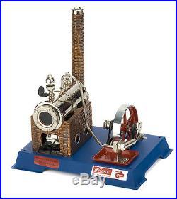 Wilesco D 6 Live Steam Engine Toy