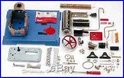 Wilesco D 9 Kit Live Steam Engine Toy See Video Shipped from USA