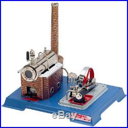 Wilesco D 9 Live Steam Engine Kit Toy