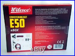 Wilesco E50 Experimental Kit Accessory for Model Toy Steam Engine Power