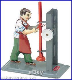Wilesco M75 Press Operator Toy Steam Engine Accessory Tin Plate Construction