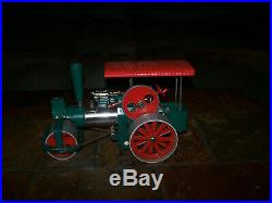 Wilesco'Old Smoky' Mobile model Steam Engine Toy