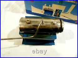 Wilesco Schiffs Dampfmaschine in Original Box