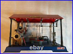 Wilesco Steam Engine Factory 00141