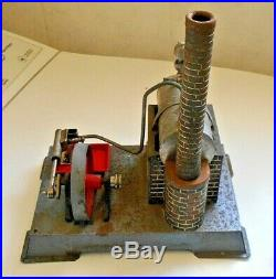 Wilesco Steam Engine Powered Toy Germany Made We Have More Engines This Site
