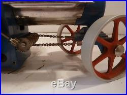 Wilesco Steam Engine Tractor, VINTAGE
