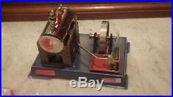Wilesco Vintage D5 Steam Engine Germany