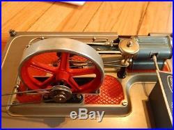 Wilesco Vintage Toy Steam Engine + Extras Workshop